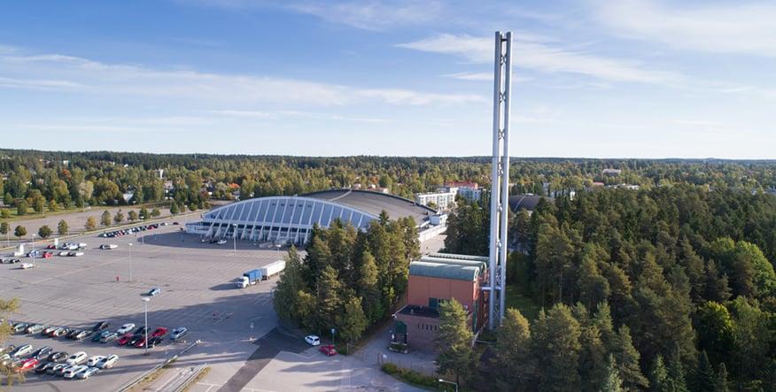 Tampereen_Sahkolaitos_Hakametsa