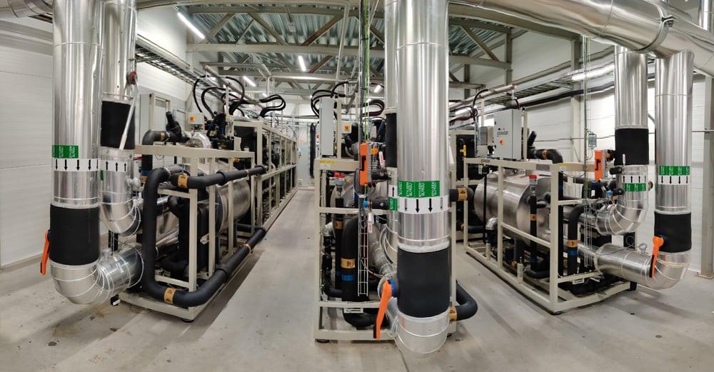 Teollisuuskylma_kylmakompressorikoneikko_2