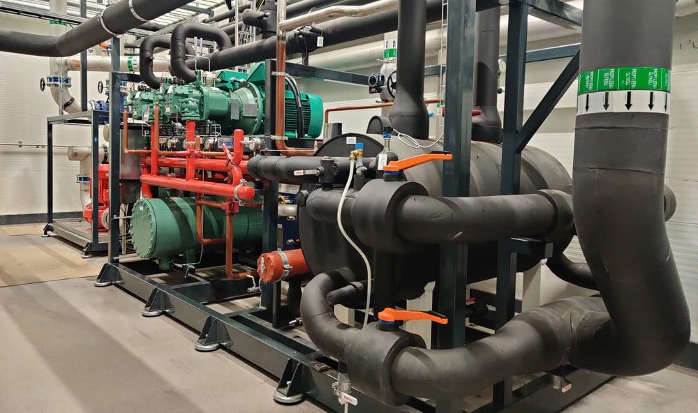 Teollisuuskylma_kylmakompressorikoneikko_1